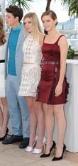 Katie Chang, Taissa Fariga, Israel Broussard, Claire Julien and Emma Watson
