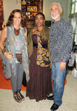 Donna Karan, Emeline Michel and Philippe Dodard