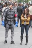 Alan Ritchson and Megan Fox