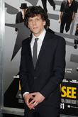 """Jesse Eisenberg Likens Comic-Con To """"Genocide"""""""