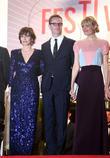 Kristin Scott Thomas, Liv Corfixen and Nicolas Winding Refn