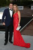 John Travolta and Kelly Preston