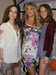 Alexa Ray Joel, Christie Brinkley and Sailor Cook