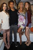 Alexa Ray Joel, Jack Cook, Christie Brinkley and Sailor Cook