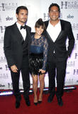 Scott Disick, Kourtney Kardashian and Joe Francis