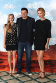 Charlize Theron, Seth Macfarlane and Amanda Seyfried