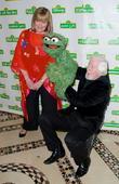 Sesame Street and Susan Thompson Buffett