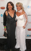 Freda Payne and Simin Hashemizadeh