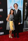 Susanna Hoffs and Jay Roach