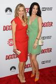 Julie Benz and Jaime Murray