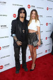 Motley Crue's Nikki Sixx & Model Courtney Bingham Wed In Lavish L.A. Ceremony