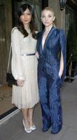 Gemma Chan and Natalie Dormer
