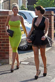 Billie Faiers and Jessica Wright