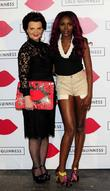 Lulu Guinness and Lulu James