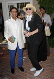 Moroccan Consul Abdu Saoud and Betty Thomas