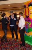 Joshua Michael Stern, Ashton Kutcher and Owen Thomas