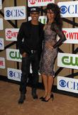 Tyra Banks and Shemar Moore