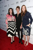 Stephenie Meyer, Jerusha Hess and Shannon Hale