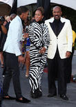 Wynton Harvey, Steve Harvey and Marjorie Harvey