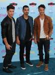 Jonas Brothers, Nick Jonas, Joe Jonas and Kevin Jonas