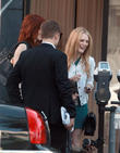 Robert Pattinson and Julianne Moore
