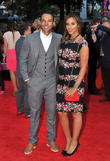 Marvin Humes and Rochelle Wiseman