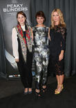 Sophie Rundle, Helen Mccrory and Annabelle Wallis