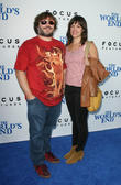 Jack Black and With Wife Tanya Haden