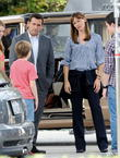 Jennifer Garner and Steve Carell