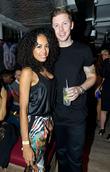 Jade Ewen and Stephen Manderson