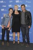 Gattlin Griffith, Kate Winslet and Josh Brolin