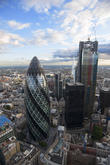 The City and London Skline