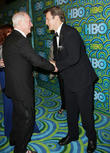 Jerry Weintraub and Nathan Fillion