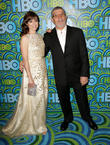 Rebecca Pidgeon and David Mamet