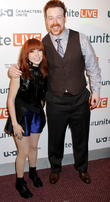Carly Rae Jepsen and Sheamus