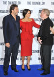 Javier Bardem, Penelope Cruz and Ridley Scott