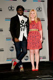 Kelly Clarkson and Will.i.am