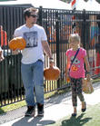 Mark Wahlberg and Ella Rae Wahlberg