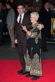 Steve Coogan and Dame Judi Dench