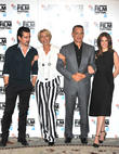 Colin Farrell, Emma Thompson, Tom Hanks and Ruth Wilson
