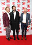 Simon Neil, James Johnstone and Ben Johnston Of Biffy Clyro