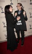 Katey Sagal and Kurt Sutter