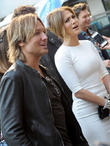 Jennifer Lopez and Keith Urban