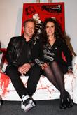 Jennifer Rush and Andrej Baranow