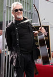 Kris Kristofferson Honours Janis Joplin At Walk Of Fame Ceremony