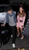 Ariana Grande and Nathan Sykes