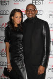 Keisha Nash Whitaker and Forest Whitaker