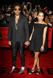 Lenny Kravitz and Zoë Kravitz
