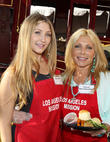 Taylor-ann Hasselhoff and Pamela Bach
