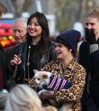 Pixie Geldof and Daisy Lowe